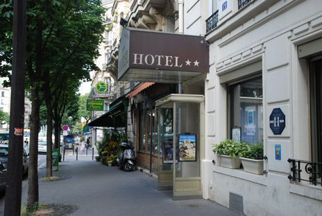 Hotel Paris Gambetta Hotel Paris 20